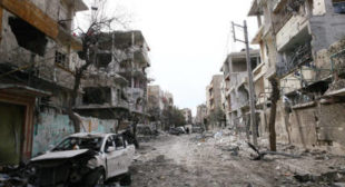 US Does Not Implement UN Resolution on Eastern Ghouta – Russian MoD