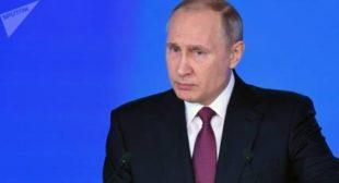 Master Stroke: US Scholar Explains Why 'Putin Has Trump in His Back Pocket'