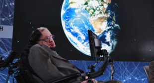 From Threat of AI to 'History of Stupidity':  What Stephen Hawking Believed in