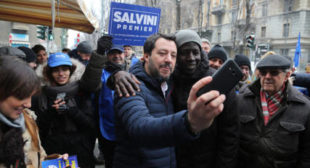 Europe must be rebuilt around people, not bureaucracy – leader of Italy's anti-EU Lega Nord