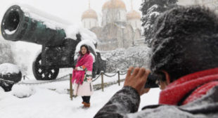 Chinese tourism to Russia booming with record 1.5 million visitors
