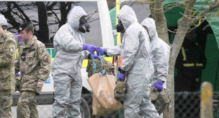 Chemical weapons experts rebut claims that Russia was behind Skripal attack