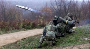 US State Department Confirms Delivering Javelin Missile Systems to Ukraine
