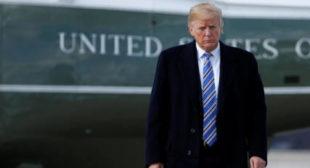 Trump's 'Russia-Get-Ready' Missile Twitterstorm Baffles Netizens