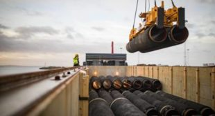 Germany Starts Preparatory Construction Works for Nord Stream 2