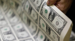 US national debt tops $21 trillion for first time ever