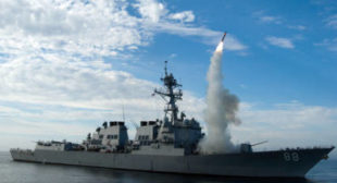Fragile: Pentagon report raises alarm that US industry can't support war for much longer