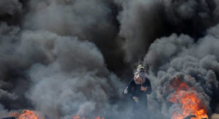 'Terrible massacre': Israel kills 41, injures 1,700 Gaza protesters as US embassy opens in Jerusalem