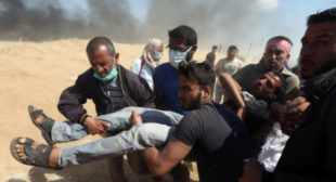 Use of live fire against Palestinian protesters justified by Israel's Supreme Court