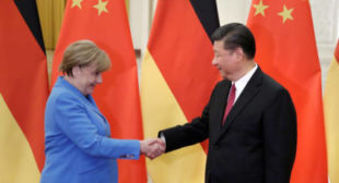 Sick & tired of US foreign policy, Germany is pushed into the open arms of China