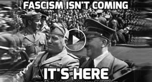 Fascism Isn't Coming, It's Here – The David Icke Dot-Connector Videocast