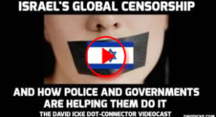 Israel's Global Censorship & How Police & Governments Are Helping Them Do It