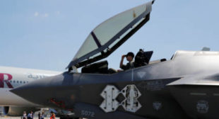 No F-35s for Turkey: US Senate blocks sale of fighter jets to Ankara