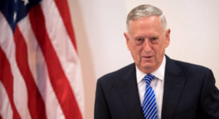 Mad Dog Mattis, the destroyer of Raqqa, frets about losing moral authority