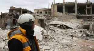 State Department Welcomes Evacuation of White Helmets From Syria