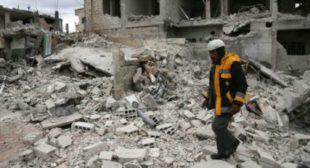 Netanyahu: Trump & Trudeau asked Israel to evacuate White Helmets from Syria