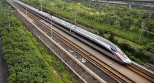 Why Neither US Tariffs, Nor Sanctions Can Stop China's Bullet Trains