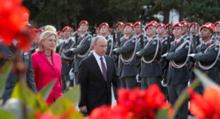Putin set to attend Austrian foreign minister's wedding this weekend