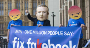 'In the name of fake news' – Occupy London attacks Facebook after temporary ban (VIDEO)