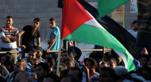 Palestinian Liberation Organization's Head Vows to Bring Israel to ICC