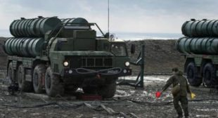 Russia Beefs Up Crimea Defense With Another Battalion of S-400s