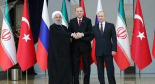 Russia-Turkey-Iran Summit Sends Strong Signal to US – Iranian Analysts