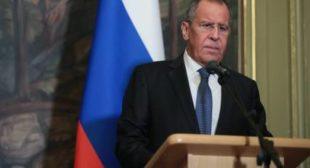Lavrov: Russia-Turkey Deal on Idlib Just Interim Step