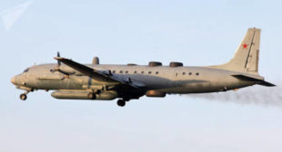 US Navy Aware of Russian Il-20 Crash, Ready to Provide Assistance if Needed
