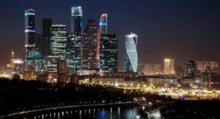 Russian stock market hits all-time high as ruble strengthens despite US sanctions pressure
