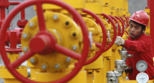 Russia to become China's top supplier of gas soon