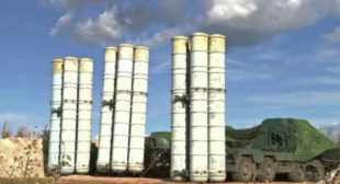 Syria to get Russia's S-300: Here's what you need to know about the missile system