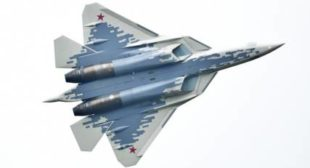 Russia's Su-57 jet gets hypersonic missile that can shoot down enemy aircraft '300km away'