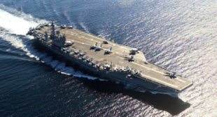 US Navy Aircraft Carrier Deployments Fall as Financial Concerns Loom