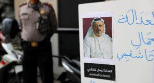 Khashoggi Cover-Up Underway