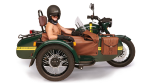 Vodka & fur: Limited edition of Russia's Ural motorbike released in Austria (PHOTOS)