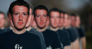 'Land of censorship & home of the fake': Alternative voices on Facebook and Twitter's crackdown