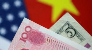 Warning shot? China sells US Treasury bonds amid trade war
