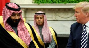 Trump vows 'severe punishment' if Saudi Arabia is behind killing of WaPo journalist Khashoggi