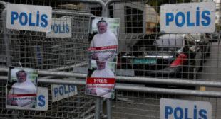 Candid tape, black van and bone saw? What we know about Khashoggi case so far