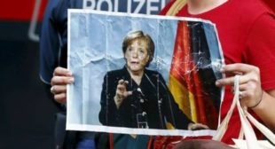 Merkel's Possible Successors to Turn Migration Control to the Right