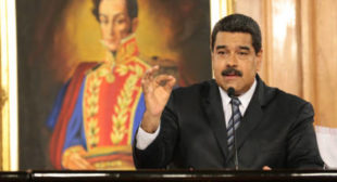 Maduro Discusses Ways to Boost Venezuelan Economic Independence With Russia