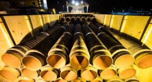 Nord Stream 2 AG Built Over 150 Miles of Gas Pipeline Despite US Opposition