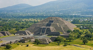 Scientists Find Entrance to the 'Underworld' Beneath Ancient Pyramid in Mexico