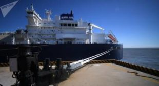 'Oddly Enough': Three Tankers With Russian LNG on Board Arrive in US – Moscow
