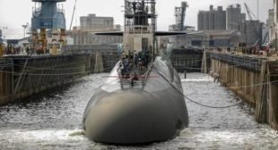'Catastrophic Damage' to US Naval Shipyard For Nuclear Subs Predicted