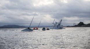 Norway Reluctant to Disclose Role of US Officer in Frigate Collision