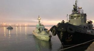 Kerch Strait Incident: Keep Calm and Blame Russia?