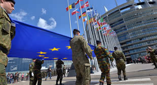 German Politician: We Don't Need EU Army, We Need a 'European Home' With Russia