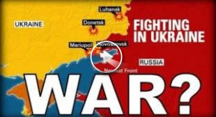 WAR ALERT – Russia & Ukraine Preparing for Full Scale Conflict
