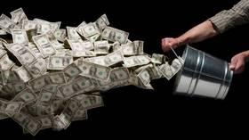Russia shifts $100bn of its reserves into Yuan, Yen & Euro in a Great Dollar Dump